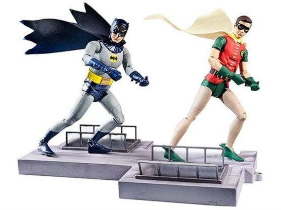 Batman Classic 1966 TV Figure Box Set