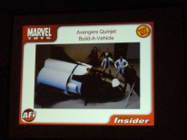 Avengers Quinjet (credit: El Diablo V2)