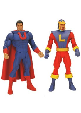 DC Universe Classics - Battle for Earth 3