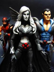 Dark X-Men - Daken, Emma Frost, Namor