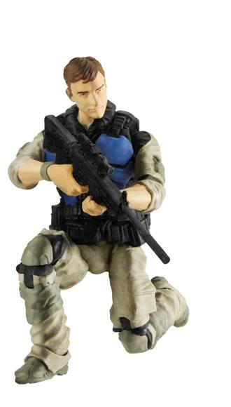 G.I. Joe Tactical Nina Team 3 Pack C