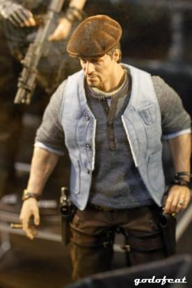 Ani-Com Hot Toys Expendables