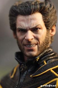 Ani-Com Hot Toys X-Men Wolverine