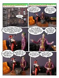 Batman How the Joker Stole Christmas 02