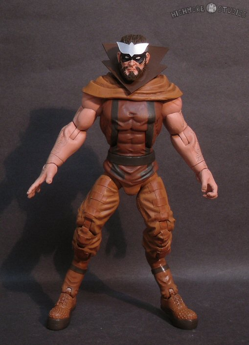 CC33 Marvel Legends Lockjaw Series by Highmore Studios