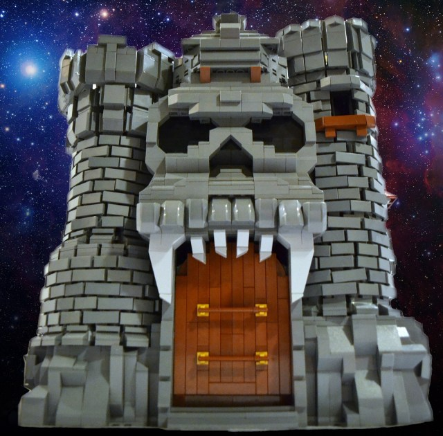 LEGO Castle Grayskull Playset 1