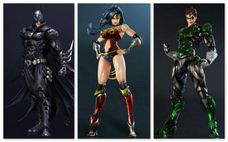 Square Enix Play Arts Kai DC Universe