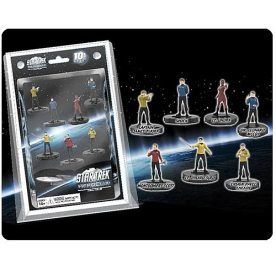Star Trek HeroClix Tactics Figure 7-Pack