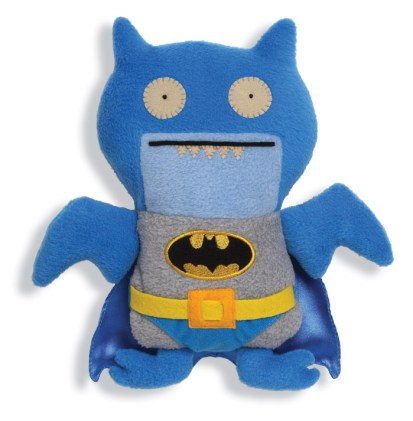 UGLYDOLL Ice-Bat as Batman