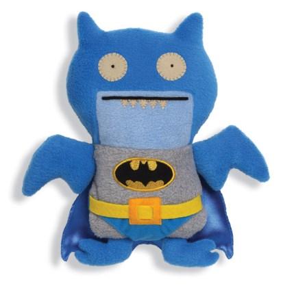 UGLYDOLL Ice-Bat as Batman