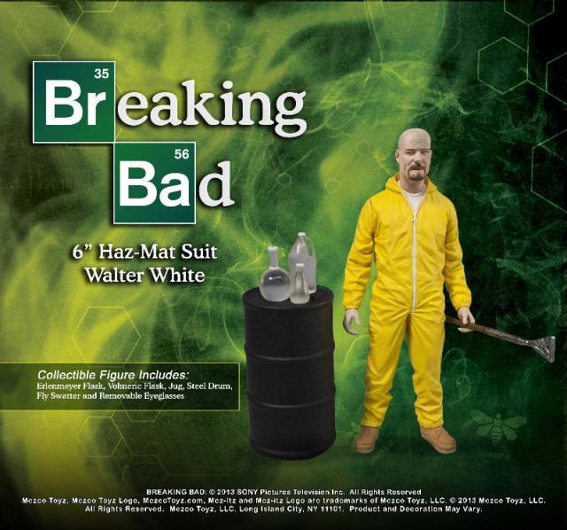 Mezco SDCC Exclusive Breaking Bad Walter White