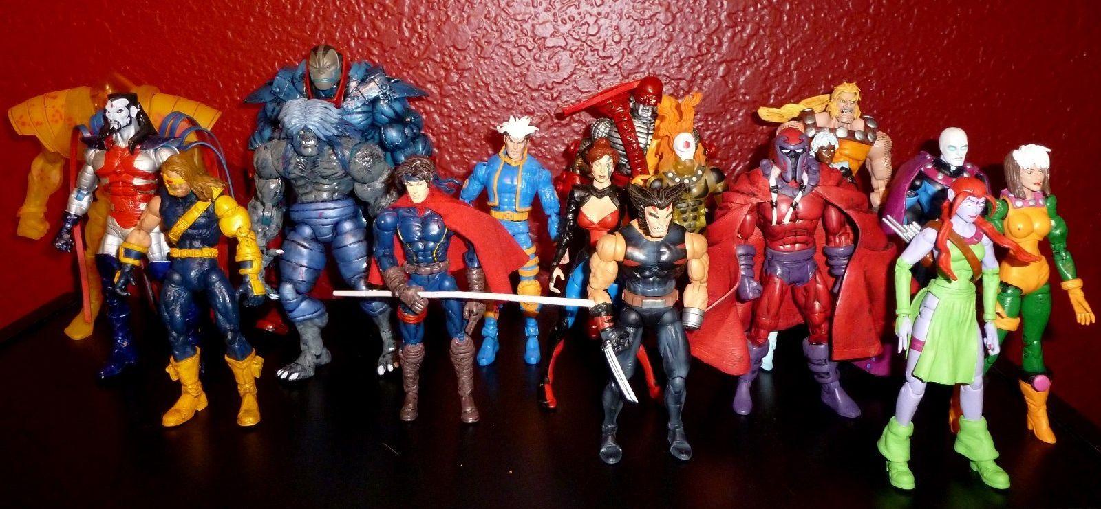 Border Patrol: Marvel Legends Age of Apocalypse Set, Masters