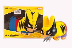 Marvel Wolverine Labbit by Frank Kozik