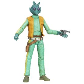 Star Wars The Black Series Greedo Figure 6 Inches
