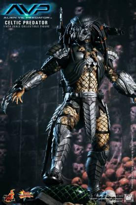 Hot Toys AVP Celtic Predator 03
