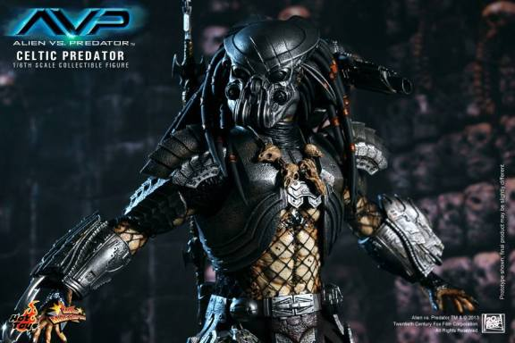 Hot Toys AVP Celtic Predator 07