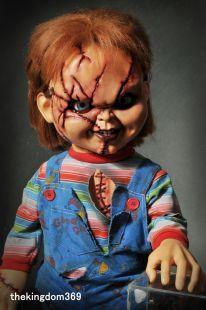 Life-Sized Chucky 2