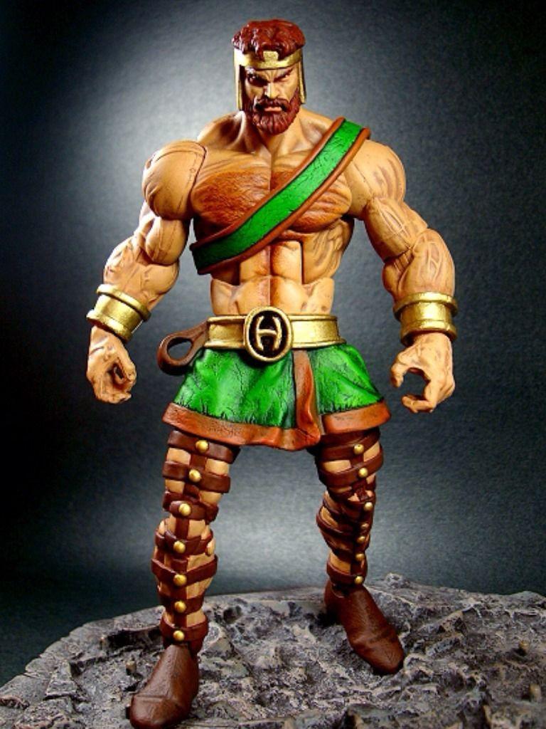 Border Patrol (Part Two): Marvel Legends Blade, Hercules