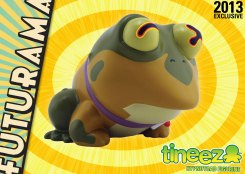 SDCC 2013 EXCLUSIVE FUTURAMA HYPNOTOAD VINYL FIGURE
