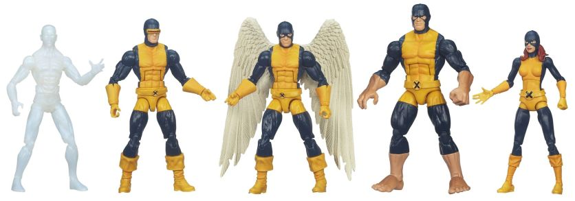 Marvel Legends All-New X-Men - Out of Pack