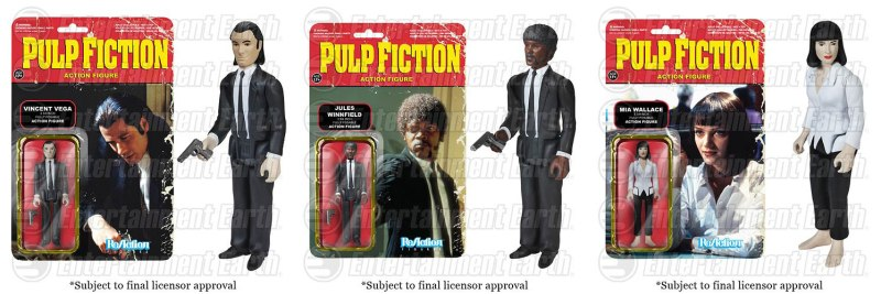 Funko ReAction Pulp Fiction