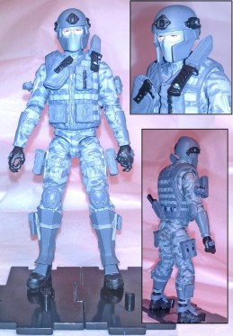 Marauder Task Force Gaming Figures 12