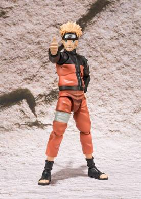SH Figuarts Uzumaki Naruto 3