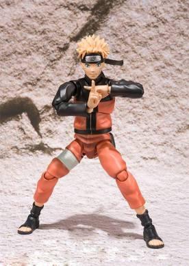 SH Figuarts Uzumaki Naruto 5