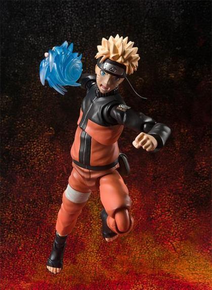 SH Figuarts Uzumaki Naruto 6