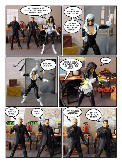 The Amazing Spider-Man - Date Night page 26