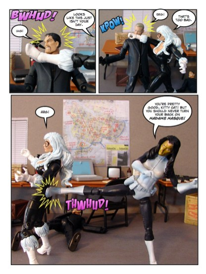 The Amazing Spider-Man - Date Night page 27