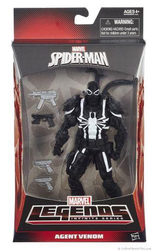 Hasbro Legends Infinite 6-inch Agent Venom_pkg