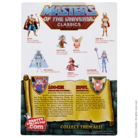 Masters of the Universe Classics Loo-Kee and Kowl 2