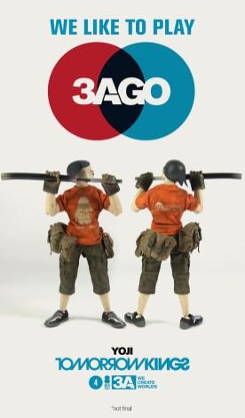 ThreeA Toys 3AGO 03