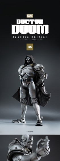 3A Toys Marvel Doctor Doom Classic 1
