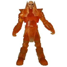 DC Universe Classics Lex Luthor Orange Lantern Figure