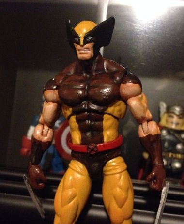 Custom Marvel Universe Wolverine by Matt Cauthen 08