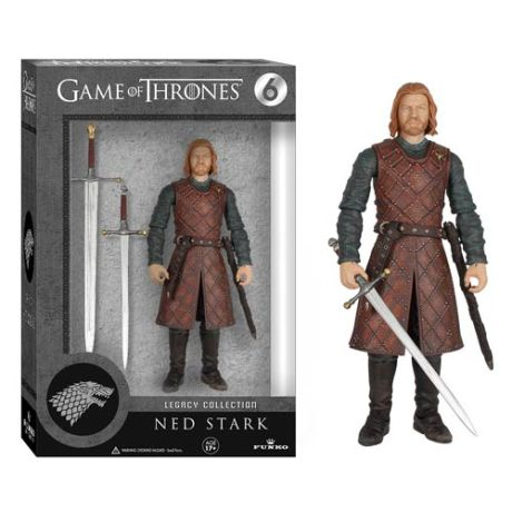 Game of Thrones Legacy Collection - Ned Stark Action Figure