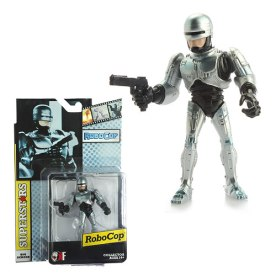Movies Superstars Wave 1 Classic Robocop Mini-Figure