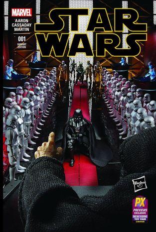 Star Wars 1 - Hasbro Previews Exclusive Variant - 1