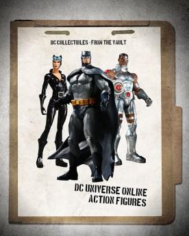 DC Collectibles (unproduced) - DC Universe Online Action Figures