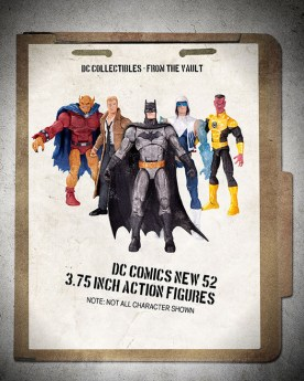DC Collectibles (unproduced) - New 52 3.75-Inch Action Figures