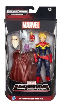 Marvel Legends All-Father - Captain Marvel 2