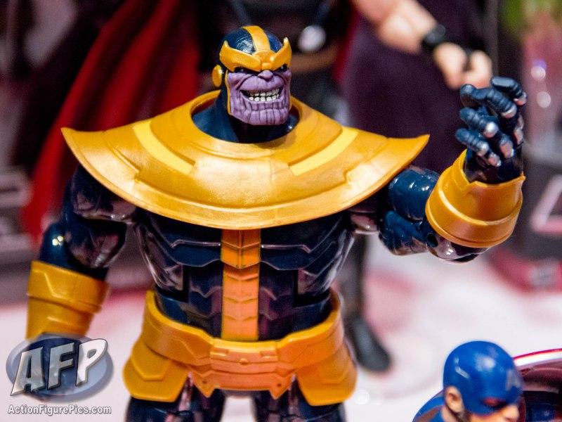 Toy Fair 2015 Hasbro Marvel Legends Thanos (2 of 14)