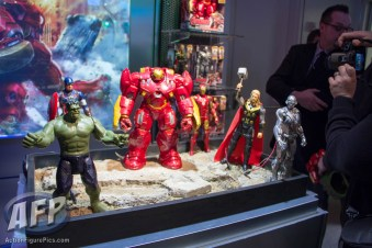 Toy Fair 2015 Hasbro Marvel Titan Series (1 of 5)