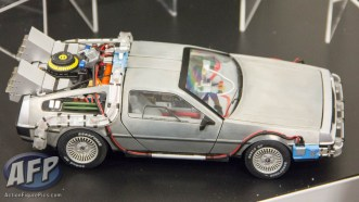 Toy Fair 2015 Hot Wheels Elite Back to the Future DeLorean (3 of 11)