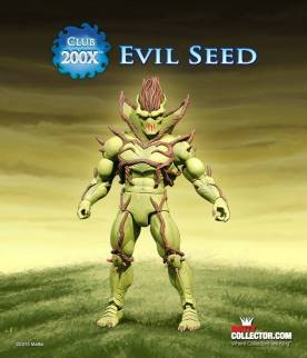 Masters of the Universe Classics Club 200X Evil Seed