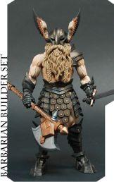Mythic Legions Barbarian Builder Set 2