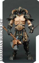 Mythic Legions Barbarian Builder Set 3