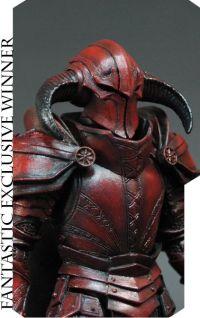 Mythic Legions Fantastic Exclusive Blood Armor 2